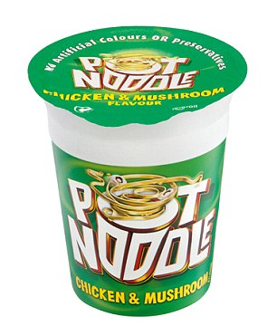 Pot Noodles are also among the brands affected by the dispute